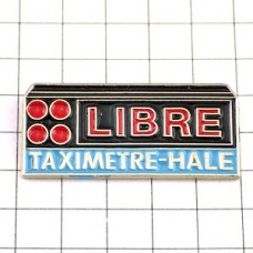 ピンズ・タクシー車メーター黒い箱