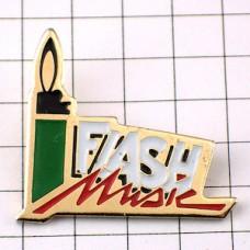 ピンズ・ライターの火フラッシュ音楽タバコ煙草セイタ社