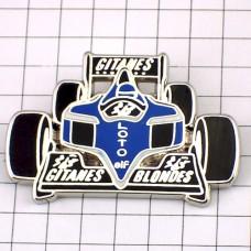 ピンズ・F1レース車ジタン煙草スポンサー