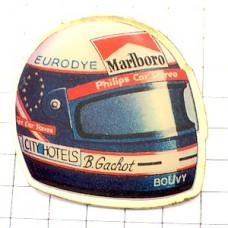 ピンバッジ・ガショーF1パイロット車レース煙草マルボロ