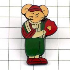 ピンズ・鼠ネズミの野球選手