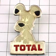 ピンバッジ・イデフィックス犬アステリックス漫画トータル石油