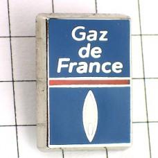 ピンズ・フランスのガス会社ガスの炎