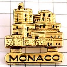 ピンバッジ・モナコ公国のお城