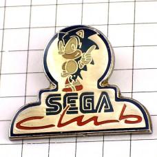 ピンバッジ・セガのソニックSEGAゲーム機