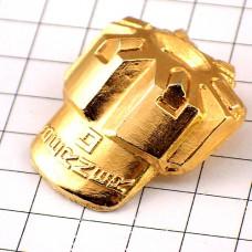 ピンズ・金色の工具