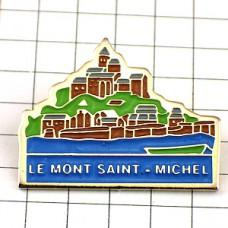 ピンズ・モンサンミッシェル修道院