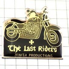 ピンバッジ・ラストライダーズ映画オートバイ二輪バイク