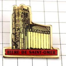 ピンズ・ビールの町サントメールのサン=ベルタン大聖堂