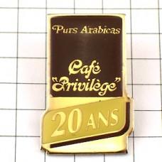ピンズ・コーヒー豆プリビレッジ20周年アラビカ種