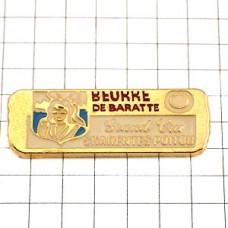 ピンズ・バター女の子の紋章
