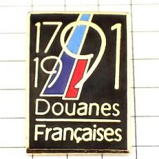 ピンズ・フランス税関/200周年
