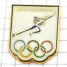 ピンズ・オリンピック五輪クロノポスト郵便局