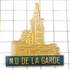 ピンズ・マルセイユのノートルダム寺院