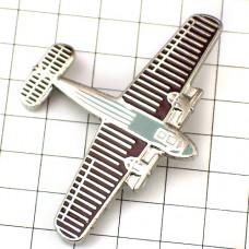 ピンバッジ・飛行機ミリタリー戦闘機