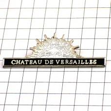 ピンバッジ・ヴェルサイユ宮殿ルイ14世太陽王
