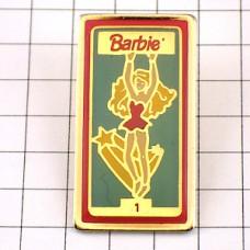 ピンズ・バービー人形ミニスカート1番スター星