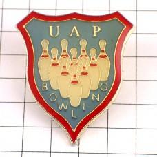 ピンバッジ・ボウリングのピンの紋章