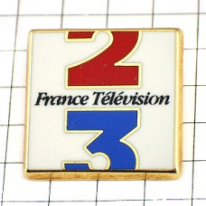ピンズ・フランス国営テレビ2と3数字