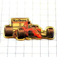 ピンズ・マルボロF1アランプロスト車ゼッケン27フェラーリ赤