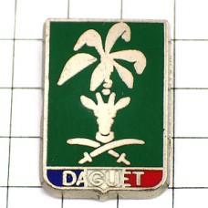 ピンズ・第6軽機甲旅団フランス軍ダゲ師団ミリタリー紋章