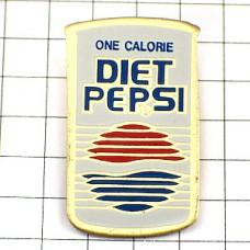 ピンバッジ・ダイエット飲料ペプシ缶