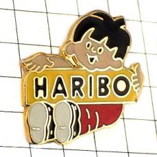 ピンズ・ハリボの男の子キャンディーお菓子