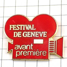 ピンズ・ジュネーブ映画祭カメラ撮影機器