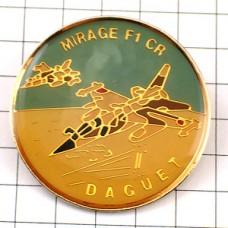 ピンバッジ・ミラージュF1戦闘機ダゲ師団イラク湾岸戦争