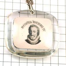 キーホルダー・アンリ4世フランス国王