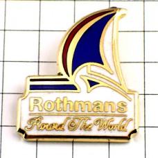 ピンズ・ボート帆船ヨットレース世界一周ロスマンズ煙草会社スポンサー