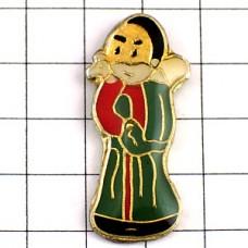 ピンズ・杖をもつ聖人クリスマス東方三博士