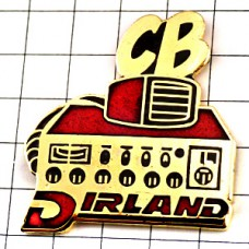 ピンズ・古いラジオCBカーステ受信機