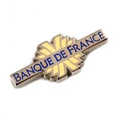 ピンズ・フランス銀行ロゴ中央銀行