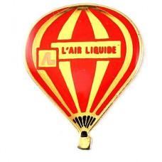 ピンズ・気球エアリキード社パリ本社のガスメーカー