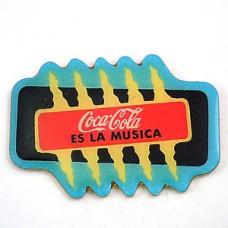 ピンズ・黄色い爪コカコーラは音楽スペイン語