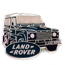 ピンズ・ランドローバー車レンジローバー英国