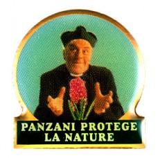ピンズ・パンザニのパスタ神父さんと花