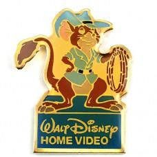 ピンズ・鞭を持ったネズミ鼠ディズニー映画