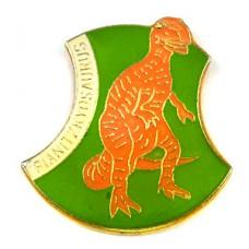 ピンズ・ピアトニツキーサウルス南米ジュラ紀肉食恐竜