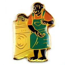 ピンズ・ゴリラのお母さん洗濯機OMO洗剤