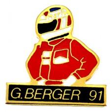 ピンズ・ベルガーF1レーサー車