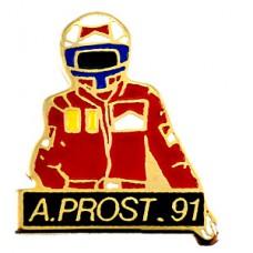 ピンズ・アランプロストF1レーサー車