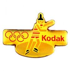 ピンズ・コダック五輪フィギュアスケート選手