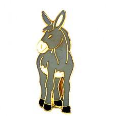 ピンズ・灰色のロバ驢馬
