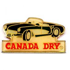 ピンズ・カナダドライ飲物オープンカー車