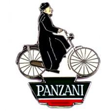 ピンズ・パンザニ神父さん自転車パスタ会社