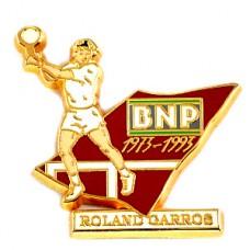 ピンズ・全仏オープンテニス大会ロランギャロス選手BNP銀行
