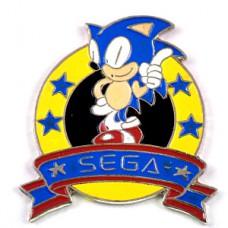 ピンズ・セガのソニックSEGAゲーム星