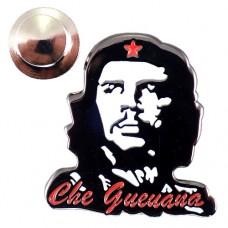 ピンズ・New!チェゲバラ革命家コミュニスト赤い星
